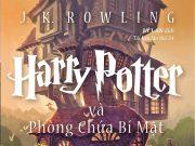ảnh cover harry potter và phòng chứa bí mật