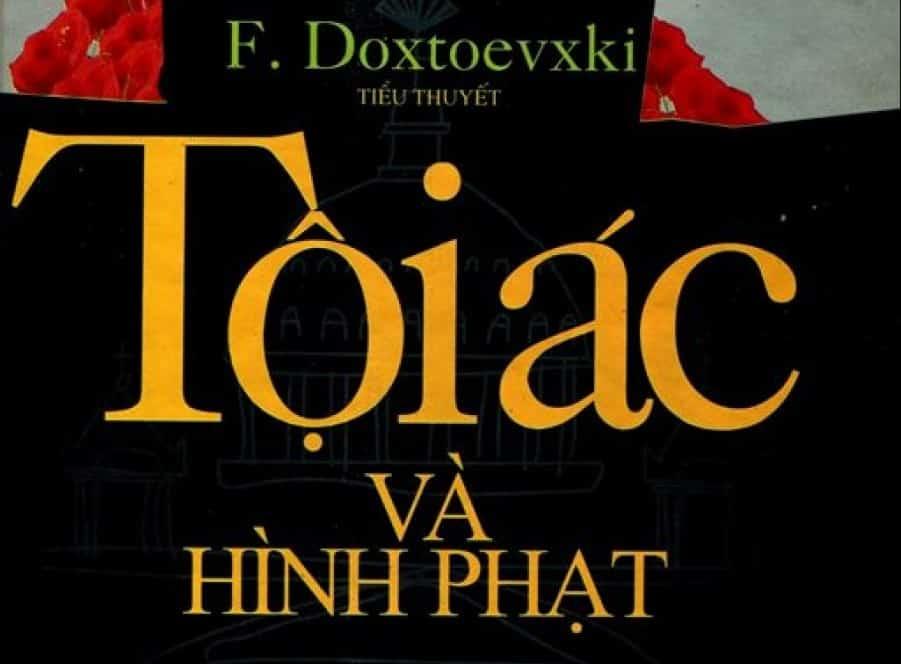 Tội Ác Và Trừng Phạt - Fyodor Dostoevsky | Sách Tiểu thuyết - Văn ...
